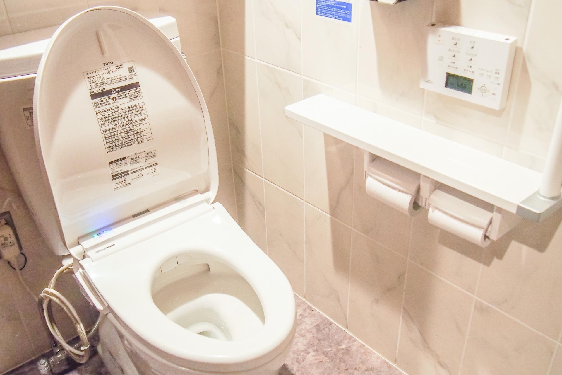 トイレ 仕組み 構造