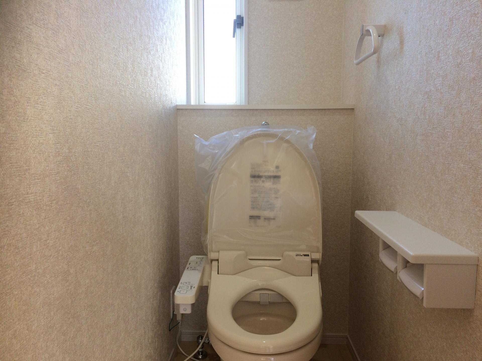 トイレ ウオシュレット
