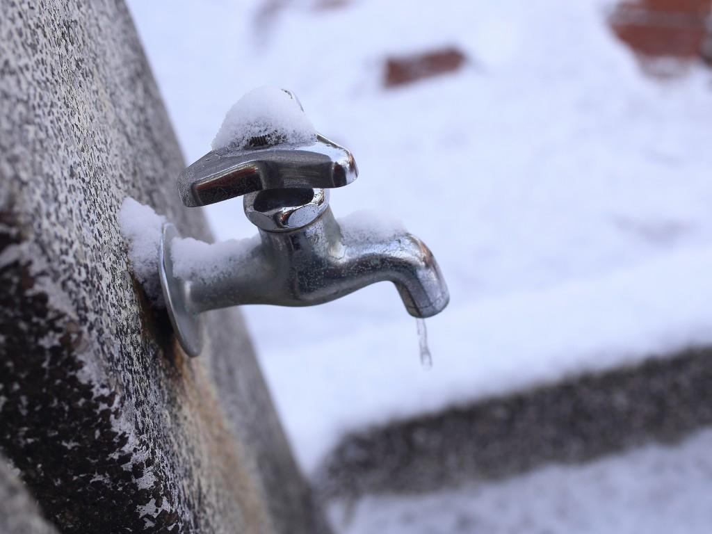 水道 凍結