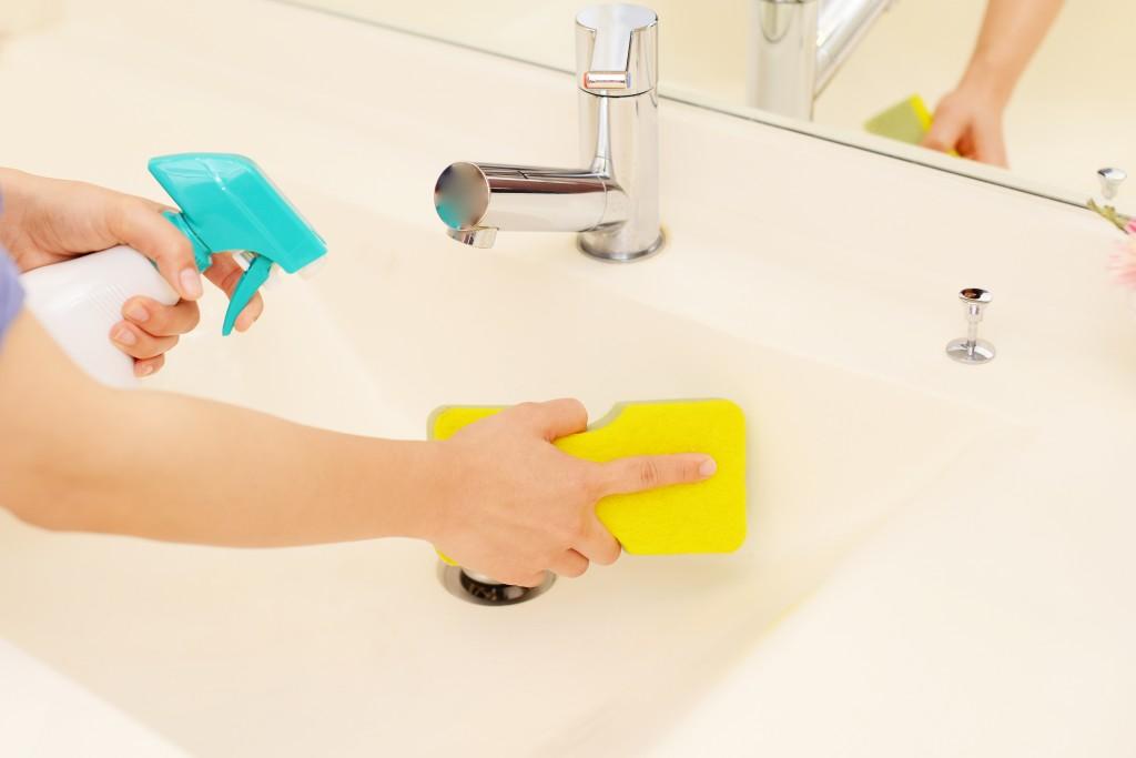 洗面所 汚れ 掃除
