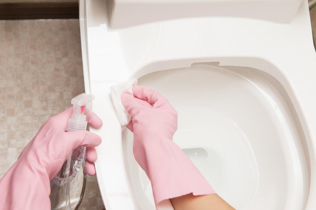 トイレ 掃除 黄ばみ