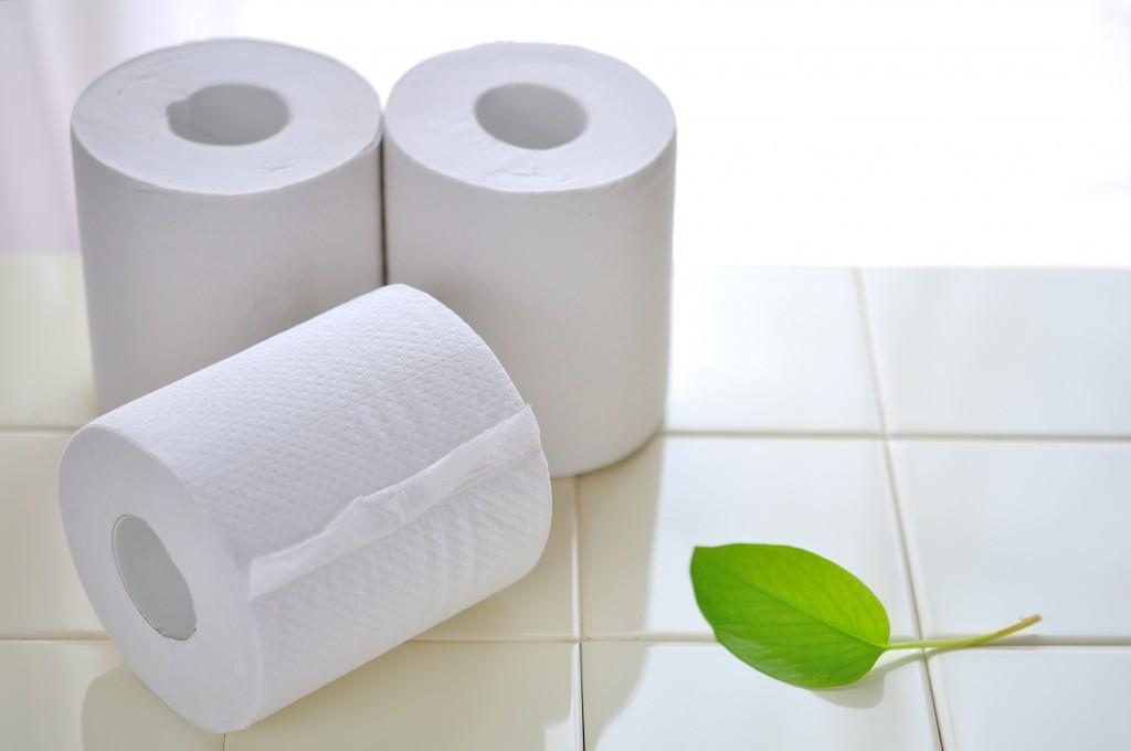 トイレ つまり トイレットペーパー